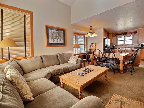 Picture 4 of 3 bedroom Townhouse in Park City