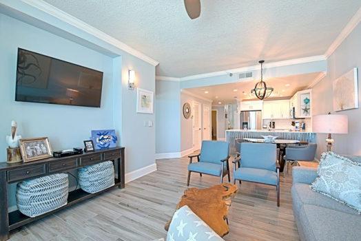 Picture 2 of 3 bedroom Condo in Gulf Shores