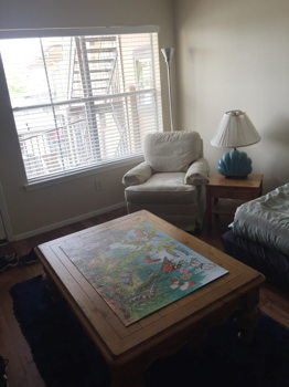 Picture 1 of 2 bedroom Apartment in Houston