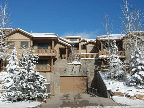 Picture 1 of 3 bedroom Townhouse in Park City