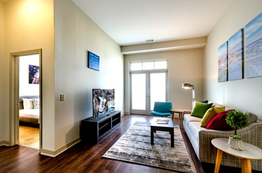Picture 2 of 1 bedroom Apartment in Nashville