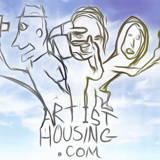 Artist Housing logo