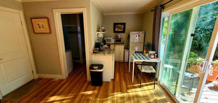 Picture 6 of 1 bedroom Guest house in Palo Alto