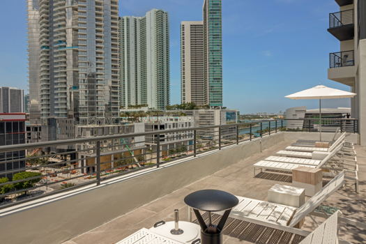 Picture 2 of 1 bedroom Apartment in Miami