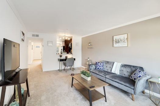 Picture 1 of 2 bedroom Apartment in San Bruno