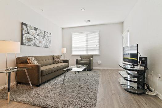 Picture 1 of 1 bedroom Apartment in Menlo Park