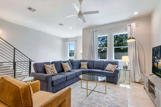Picture 3 of 4 bedroom Townhouse in New Orleans