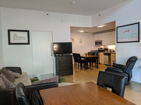 Picture 1 of 2 bedroom Loft in San Francisco