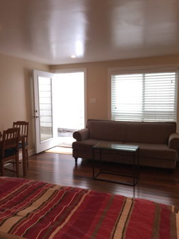 Picture 2 of 1 bedroom Guest house in San Francisco