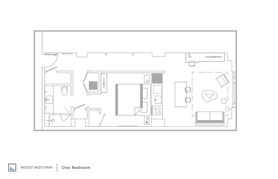 Picture 11 of 1 bedroom Apartment in Philadelphia