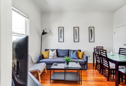 Picture 1 of 3 bedroom Apartment in San Francisco