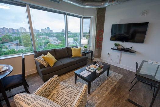 Picture 3 of 1 bedroom Apartment in Alexandria