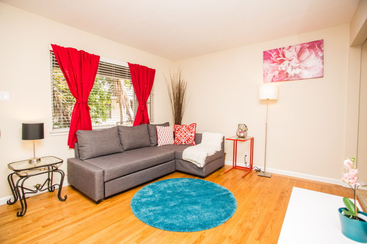 Picture 1 of 1 bedroom Apartment in Mountain View