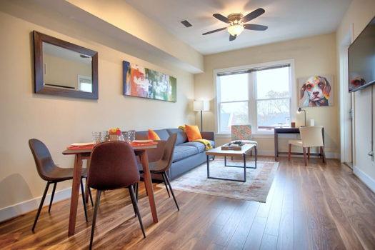 Picture 1 of 1 bedroom Apartment in Alexandria