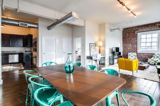 Picture 3 of 3 bedroom Apartment in Philadelphia