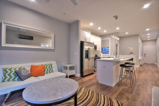 Picture 1 of 2 bedroom Apartment in San Francisco