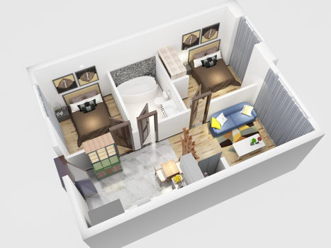 Picture 4 of 2 bedroom Apartment in Los Angeles