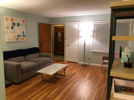 Picture 1 of 1 bedroom Apartment in Minneapolis