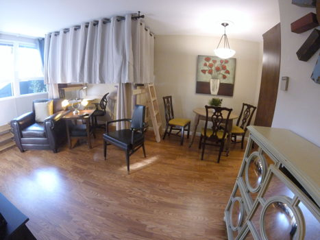 Picture 1 of 3 bedroom Apartment in Menlo Park