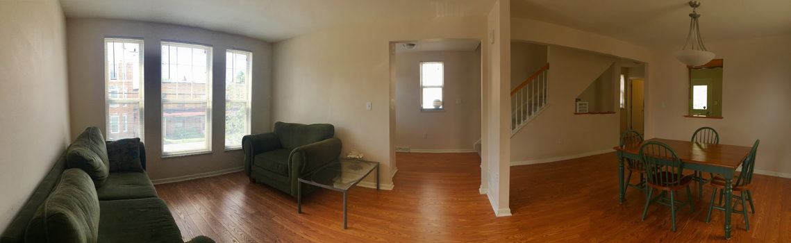 Picture 2 of 3 bedroom House in Pittsburgh