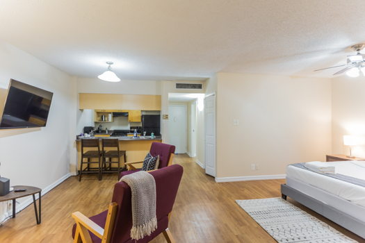 Picture 3 of 1 bedroom Apartment in Memphis