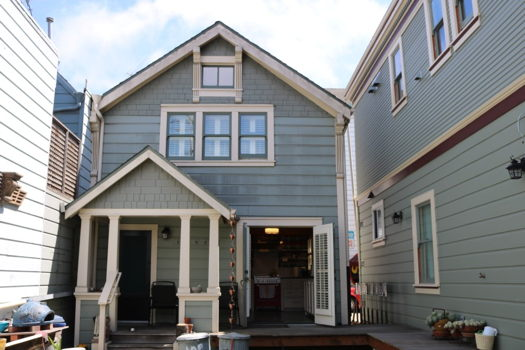 Picture 1 of 1 bedroom Townhouse in San Francisco