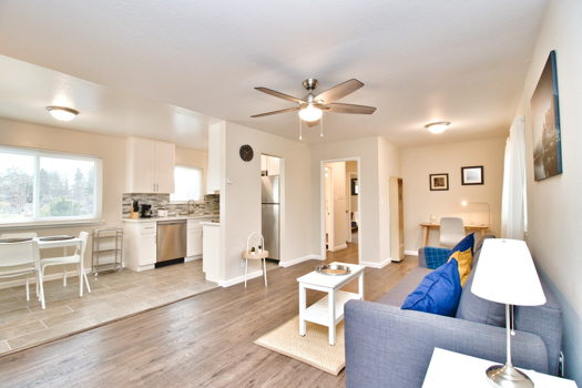 Picture 1 of 2 bedroom Apartment in Redwood City