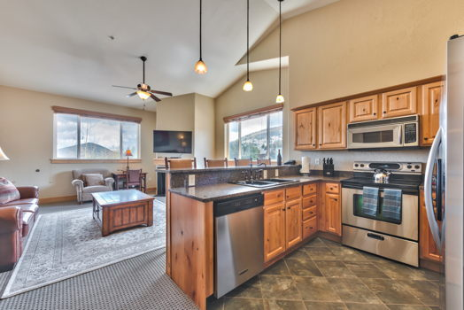 Picture 1 of 2 bedroom Condo in Park City