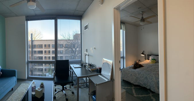 Picture 4 of 1 bedroom Apartment in Chicago