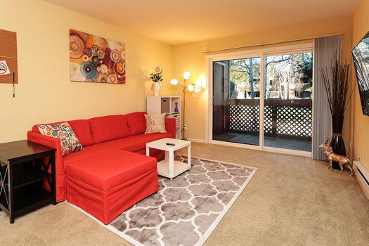 Picture 1 of 2 bedroom Condo in San Jose