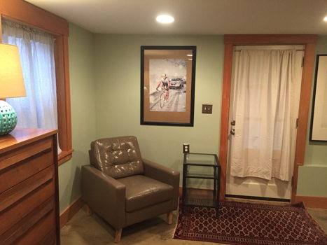 Picture 4 of 1 bedroom Guest house in Seattle