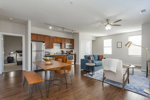 Picture 1 of 3 bedroom Apartment in Nashville