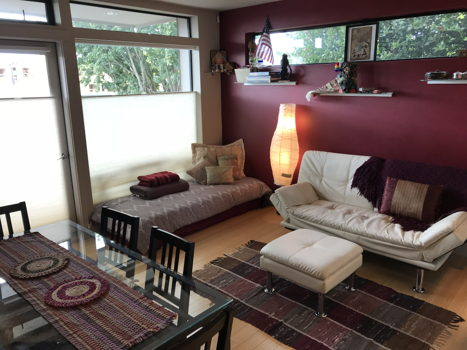 Picture 1 of 2 bedroom Townhouse in Seattle