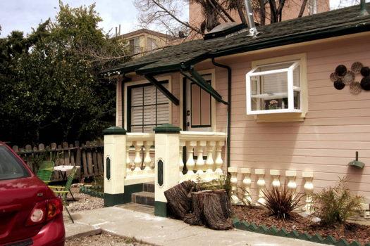 Picture 1 of 1 bedroom Guest house in Berkeley